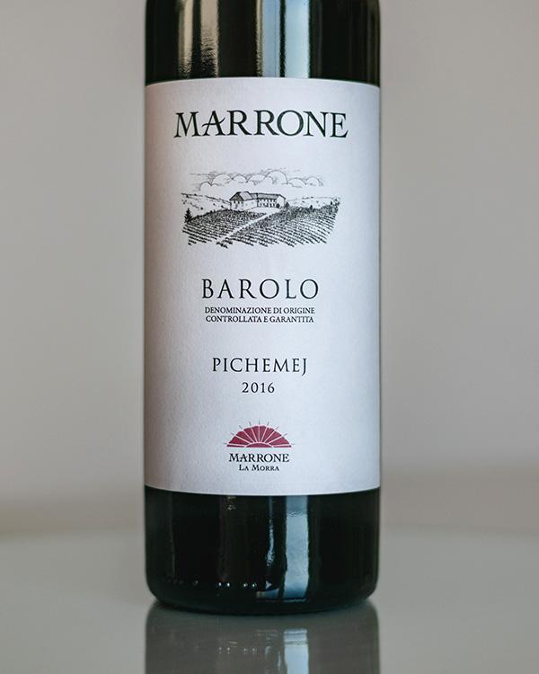 Barolo Pichemej 2016 Marrone