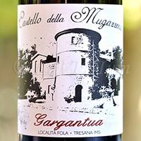 Rosso Gargantua 2017 Castello della Mugazzena