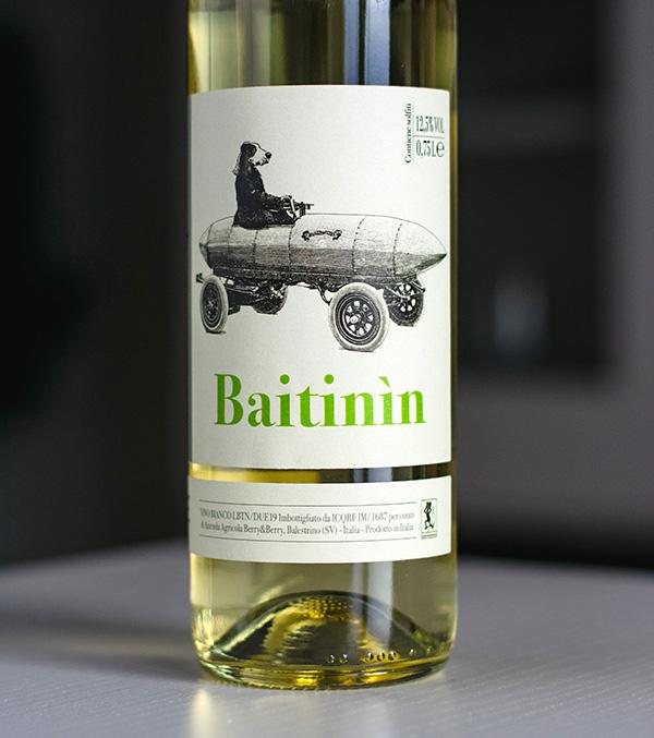 """Baitinìn"" Berry & Berry"