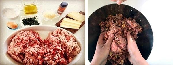 """ingredienti """"Polpettita"""" al forno"""