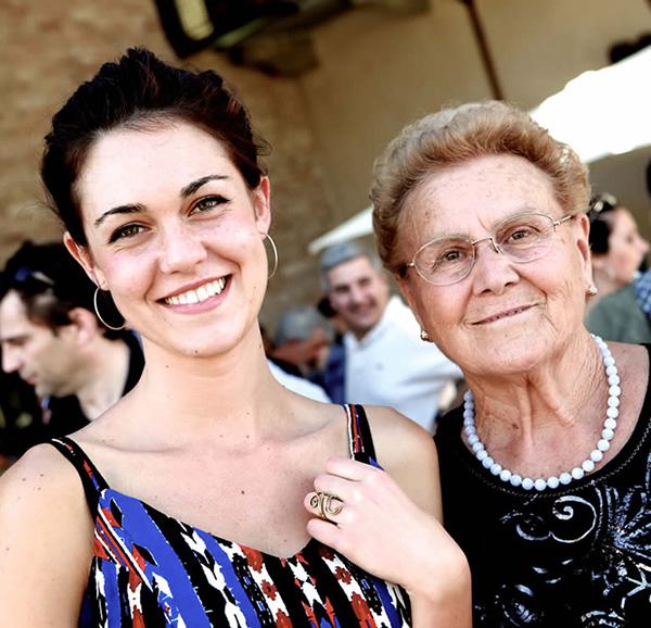 Giulia, ultima generazione di casa Parusso