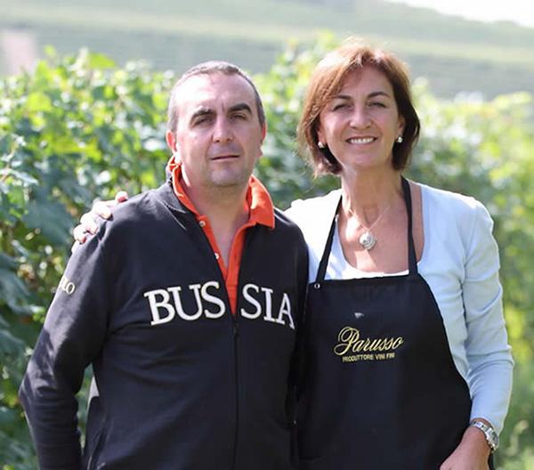Marco e Tiziana Parusso