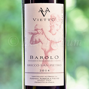 Barolo Bricco San Pietro 2014