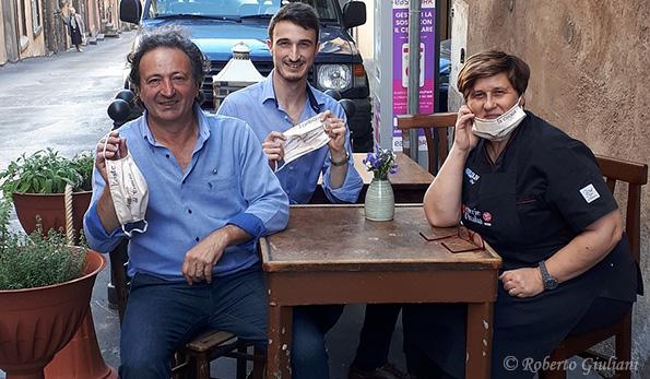 Trattoria del Cimino a Caprarola: la Tuscia nel piatto e i vini che non ti aspetti