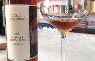 Vin Santo La Vigna di San Martino 2012 ad Argiano: che sorpresa!