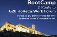 Horeca ed emergenza Covid-19: prospettive future attraverso il BootCamp & Work Forum HoReCa 2020