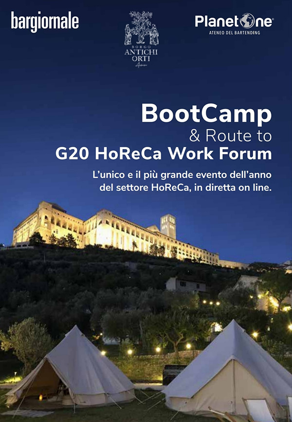 Bootcamp & HoReCa Work forum