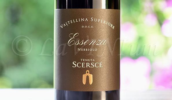 Valtellina Superiore Essenza 2017 Tenuta Scerscé