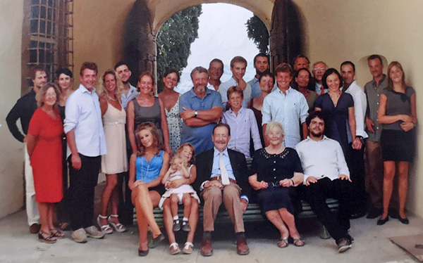 La grande famiglia Contini Bonacossi