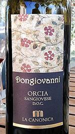 Orcia Dongiovanni Riserva