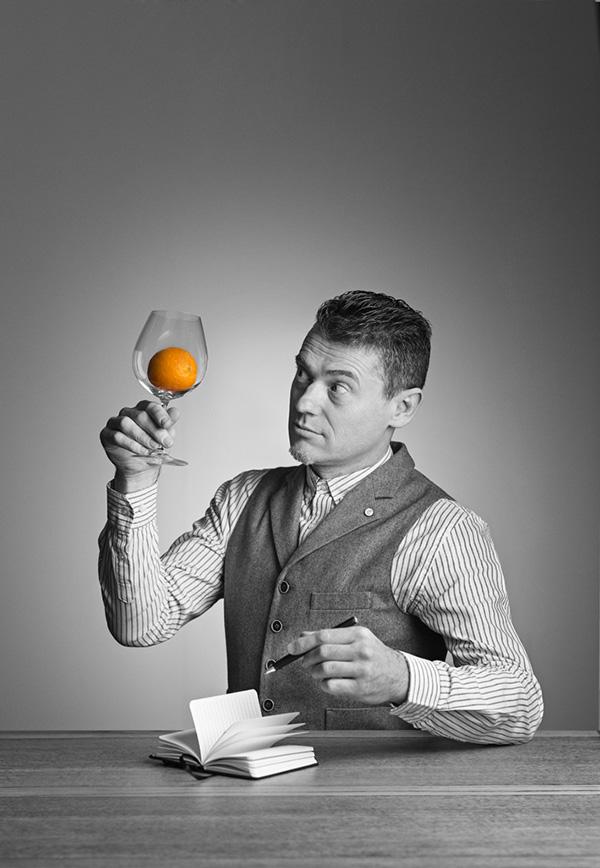 Simon J Woolf, foto di Han Furnee