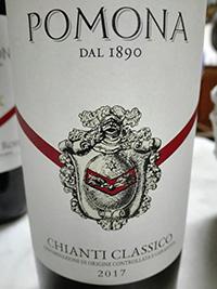 Chianti Classico 2017 Pomona