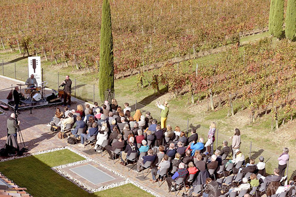 Jazz & Wine of Peace concerto