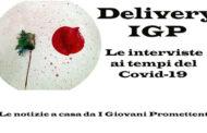 Delivery IGP: le notizie a casa da I Giovani Promettenti