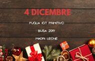 4 Dicembre in Puglia: Primitivo Busa 2019 Madri Leone