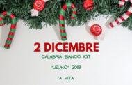 2 Dicembre in Calabria: Leukò Bianco 2018 'A Vita
