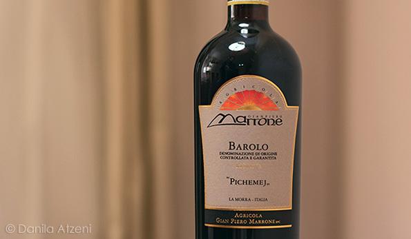 Barolo Pichemej 2005 Marrone