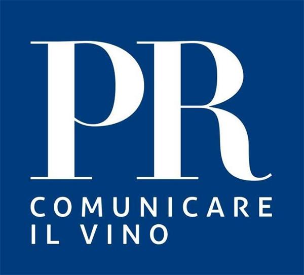 logo Pr Comunicare il vino