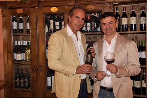 Riccardo Pongelli Benedettoni e Ivan Vincareti