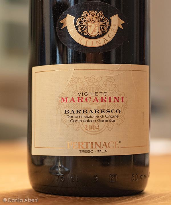 Barbaresco Marcarini 2004