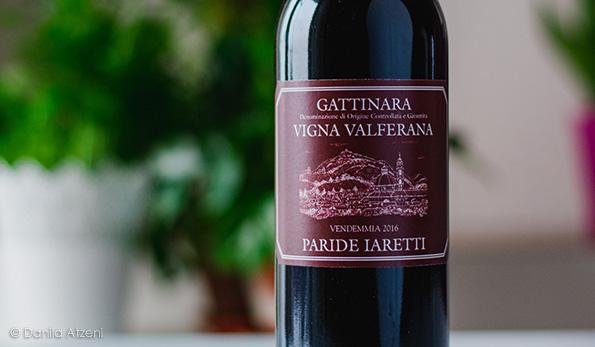 Gattinara Vigna Valferana 2016 Paride Iaretti