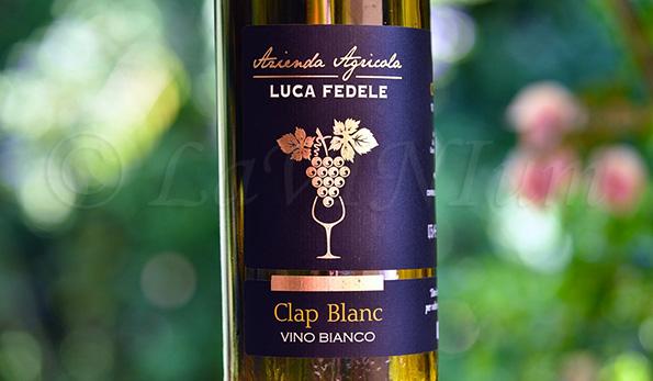 Clap Blanc (2018) Luca Fedele