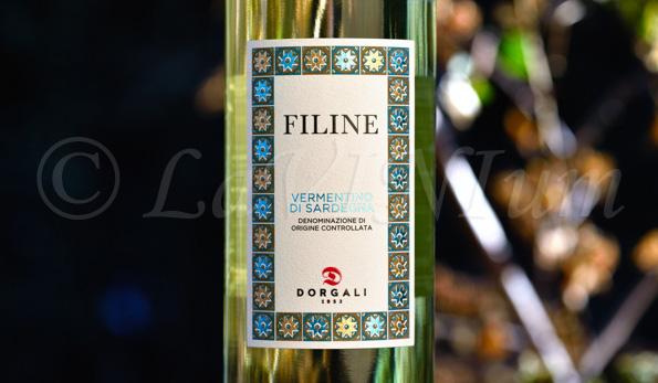 Vermentino di Sardegna Filine 2019 Dorgali