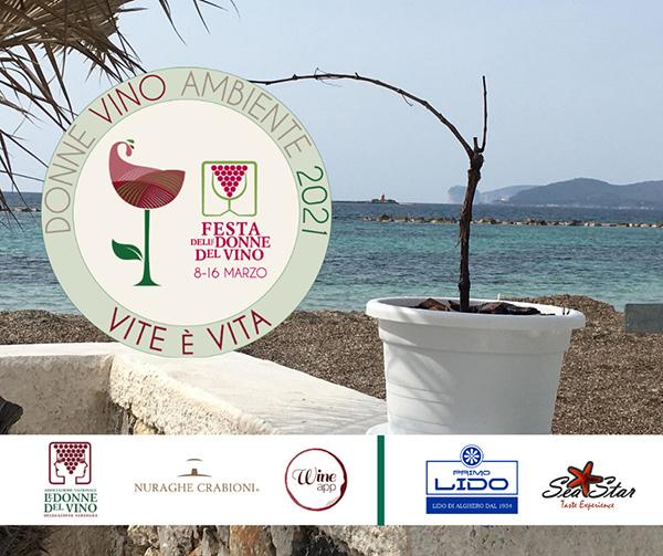 Festa Donne del Vino 2021 Alghero