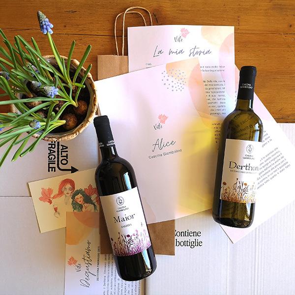cofanetto vini Castellani