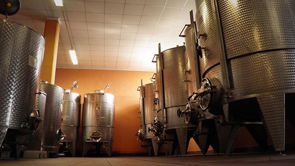 Vasche d'acciaio Luigi Pira