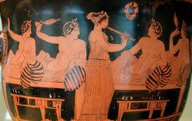 Storia della cultura a tavola: Il simposio