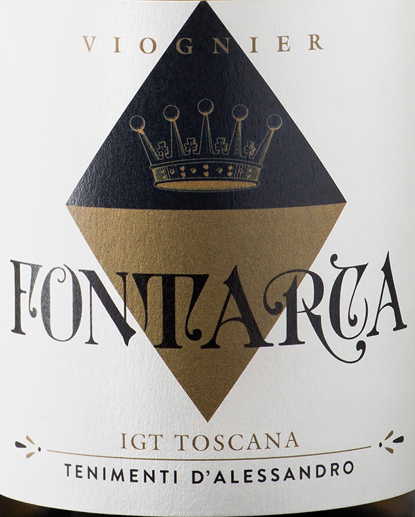 Fontarca Bianco 2018 Tenimenti D'Alessandro