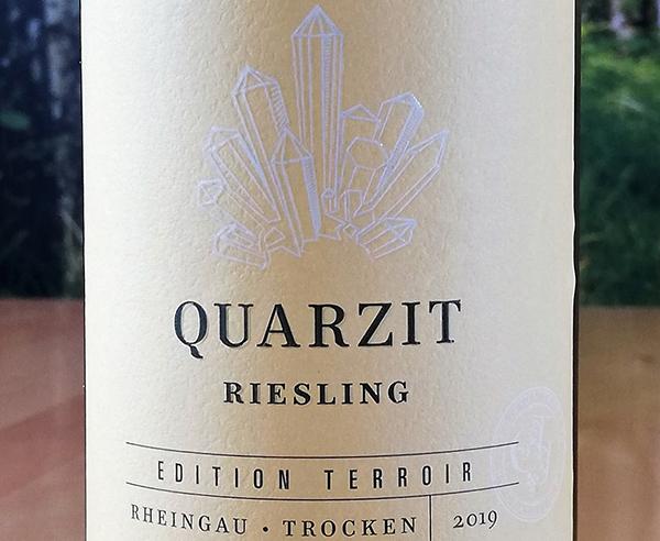 "Reingau Riesling Troken ""Quarzit"" Edition Terroir 2019 by Claus Jacob – Reh Kendermann"