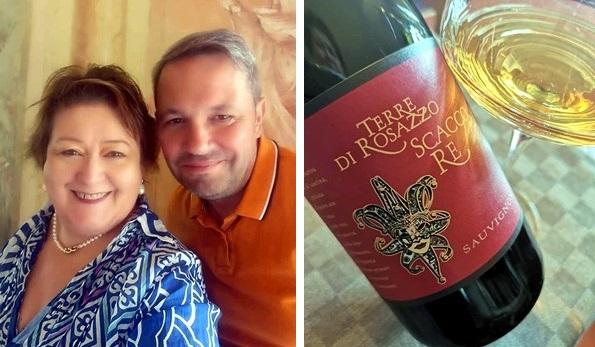 Friuli Colli Orientali Sauvignon Terre di Rosazzo Scacco al Re 2008 Cantarutti