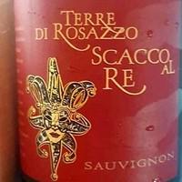 Sauvignon Terre di Rosazzo Scacco al Re 2008 Cantarutti Alfieri