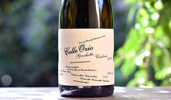 Il vino in 300 battute: Grechetto Colle Ozio 2014 Leonardo Bussoletti, un esperimento divenuto realtà