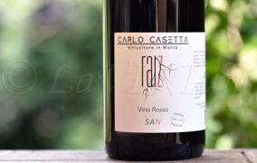 Rosso Raiz San (2020) Carlo Casetta