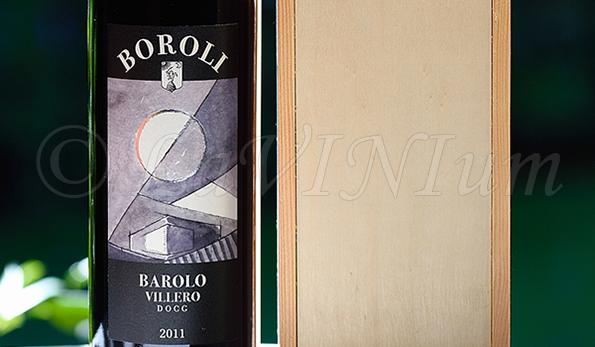 Barolo Villero 2011 Boroli