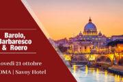 Giovedì 21 ottobre Go Wine porta a Roma